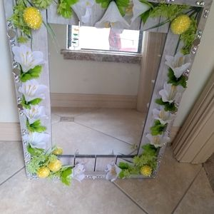 Hand crafted Mirror